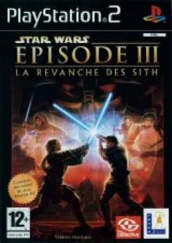 23272002176 Star Wars - Episode 3 La Revanche Des Sith FR PS2