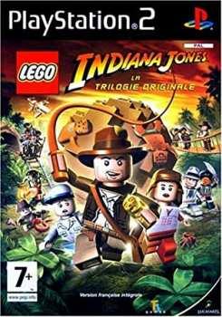 23272005856 LEGO Indiana Jones La Trilogie FR PS2