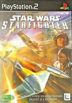 23272998226 Star Wars - Starfighter FR PS2