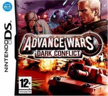 45496466015 dvance Wars 2 - Dark Conflict FR DS