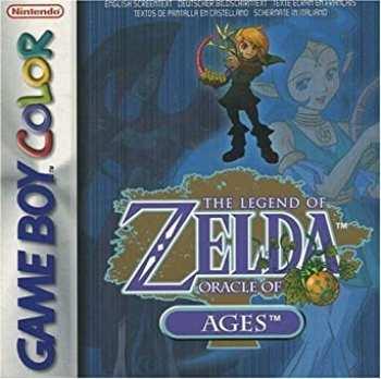 45496731380 Zelda Oracle Of Time FR GBC