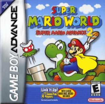 45496731540 Super Mario World Advance 2 FR GB