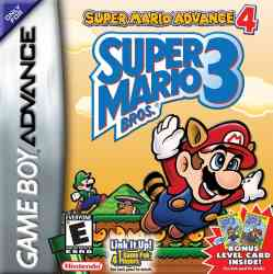 45496733384 Super Mario bros. 3 Adv FR GB