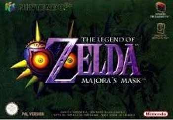 45496870775 La Légende De Zelda Majora S Mask FR N64