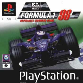 53203080195 F1 Formula One 1 98 FR PS1