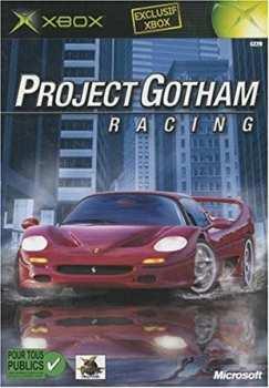 659556973179 PGR Project Gotham  FR XBOX
