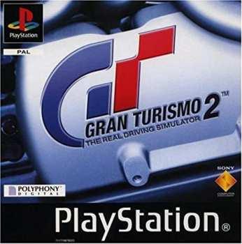 711719176428 GT Gran Turismo 2 FR PS1