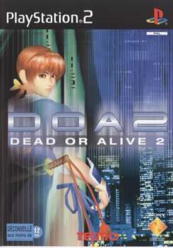 711719231929 DOA Dead Or Alive 2 FR PS2