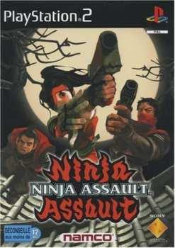 711719386728 inja Assault FR PS2 (Gun.con)