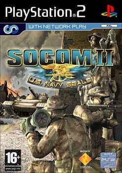 711719607045 Socom 2 U.S. Neavy Seals FR PS2