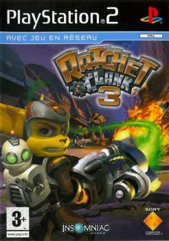 711719692355 Ratchet And Clank 3 FR PS2