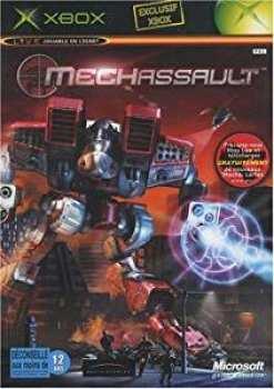 805529154988 Mech Assault FR XBOX