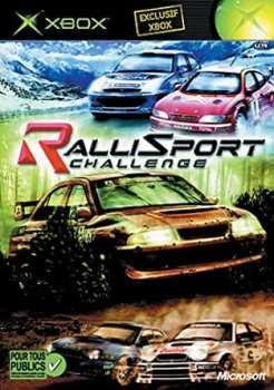 805529323056 Ralli (rally) Sport Challenge FR XBOX