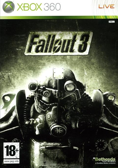 93155125513 Fallout 3 FR  X36