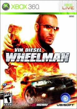 5037930101311 The Wheelman FR X36
