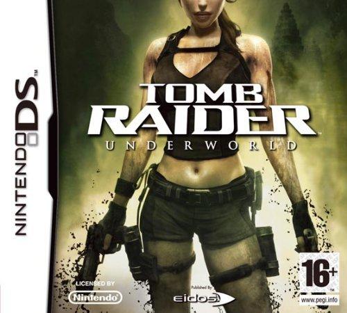 5021290035713 Tomb Raider Underworld FR NDS