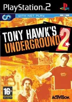 2000960000001 Tony hawk s Underground 2 FR PS2