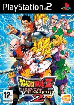 3296580802869 dragonball z budokai tenkaichi 2 UK PS2