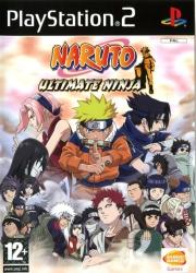 3296580803026 aruto Ultimate Ninja FR PS2