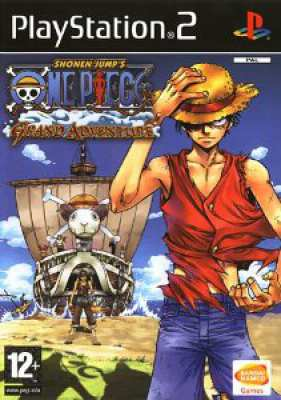 3296580803071 One Piece Grand Adventure FR PS2