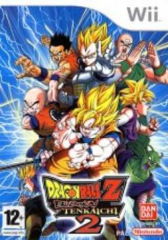 3296580803316 Dragon Ball Z  Tenkaichi 2 FR Wii