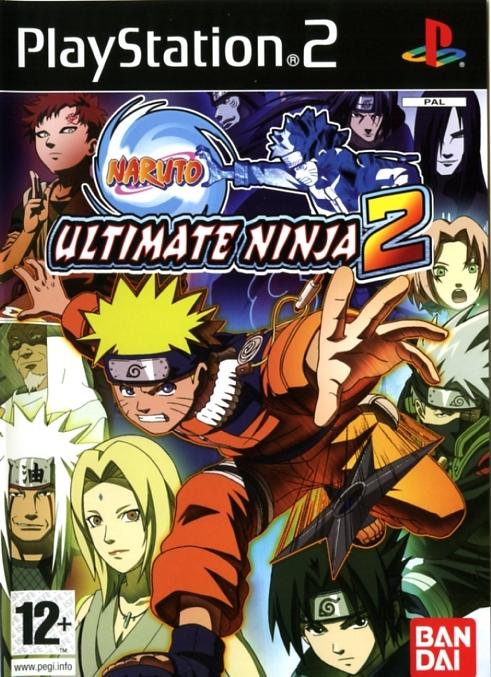 3296580803590 aruto Ultimate Ninja 2 FR PS2