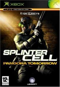 3307210162878 Splinter Cell 2 Pandora Tomorrow FR Xbox