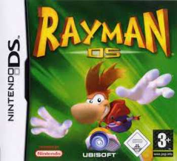 3307210187550 Rayman DS