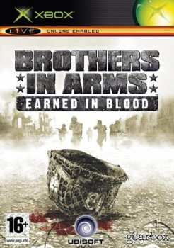 3307210200556 Brothers In Arms Earned In Blood FR XBOX