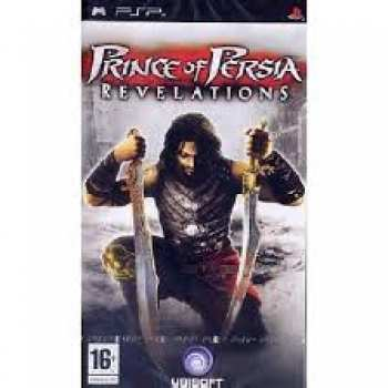 3307210206602 Prince Of Persia Revelations FR PSP
