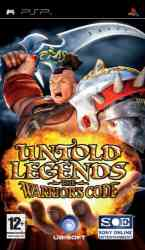 3307210222138 Untold Legends 2 The Warrior's Code FR/STFR PSP