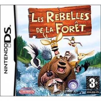3307210229694 Open Season Les Rebelles De La Foret FR NDS