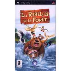3307210230058 Open Season Les Rebelles De La Foret FR PSP