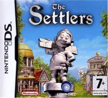 3307210230874 The Settlers FR NDS