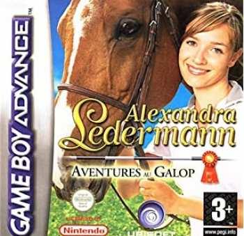3307210231253 lexandra Ledermann - Aventures au galop