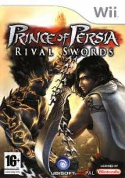 3307210234285 Prince Of Persia Rival Swords FR WII