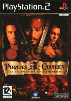 3307210250179 Pirates Des Caraibes Legend Of Jack Sparrow FR PS2
