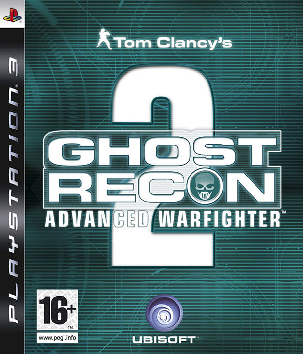 3307210250254 Ghost Recon 4 Advanced Warfighter 2 FR PS3