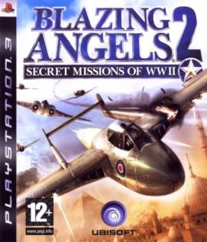 3307210261182 Blazing Angels 2 Secret Missions FR PS3