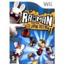 3307210327734 Rayman Raving Rabbits 2 Fr PS2