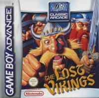 3348542171121 The lost vikings