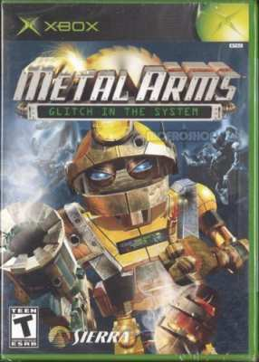 3348542181267 Metal Arms Glitch In The System FR Xbox