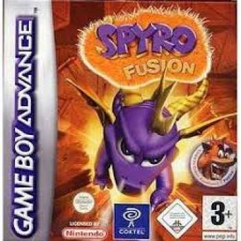 3348542189133 Spyro fusion