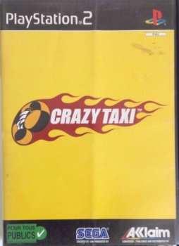 3455192326822 Crazy Taxi FR PS2
