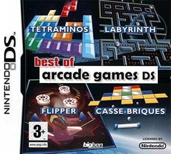 3499550251678 Best of Arcades Games FR NDS