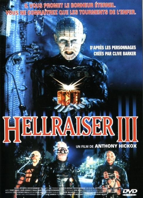3530941023136 Hellraiser 3  FR DVD