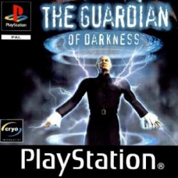 3554540560069 The Guardian of Darkness FR PS1