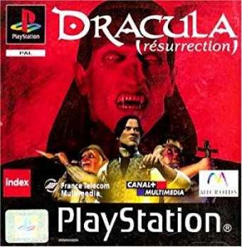 3563650030034 Dracula (resurrection) FR PS1