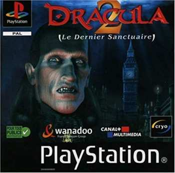 3563650039020 Dracula 2 Le Dernier Sanctuaire FR PS1