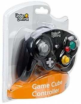 3700372700443 Manette Gamecube Noire Controller GC